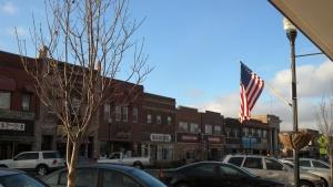 Main Avenue, Brookings!
