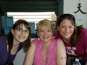 My sister and I met Alison for the first time in 2010, at a booksigning event at R.J. Julia in Madison, Connecticut.  Alison's knowledge of the three women who inspired the Nellie Oleson character she portrayed for 7 years on television is impressive.