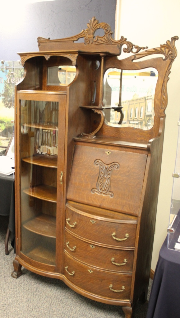 Secretary owned by Laura Ingalls Wilder Family in De Smet South Dakota